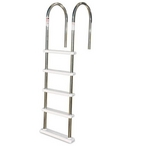 5-Step Stainless Steel Above Ground Pool Ladder - 401081