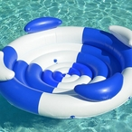 Sofa Island Pool Float