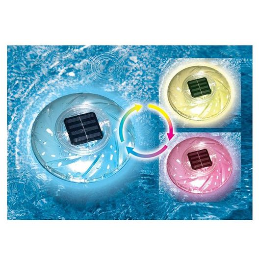 IDC  Floating Solar Pool Light