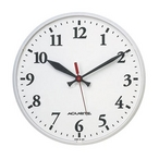 AcuRite - Outdoor Wall Clock - 401188