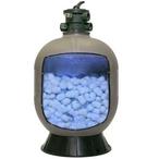 Filter Balls - BLU Advanced Replacement Sand Pool Filter Media - 1 lb bag - 401223