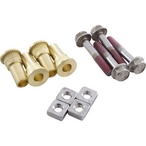 Hardware Pack (4 Housing Bolts, Spacers and Square Nuts)
