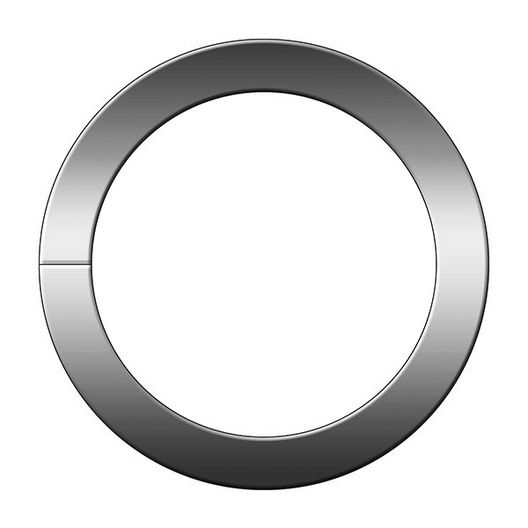 Safety Cover S.S O-Ring