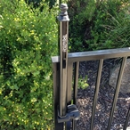 SafeTech TriLatch Gate Latch