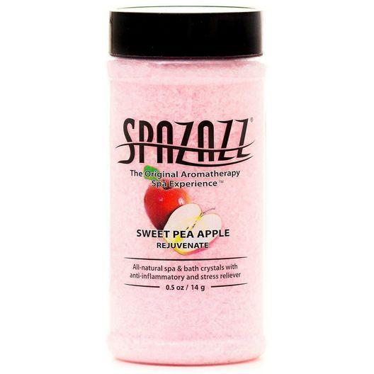 Spazazz LLC  Tropical Spa Beads  Sweet Pea Apple  Euphoric