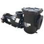 EQ Series EQKT-1000 10 HP 3-Phase TEFC Commercial Pool Pump with Strainer