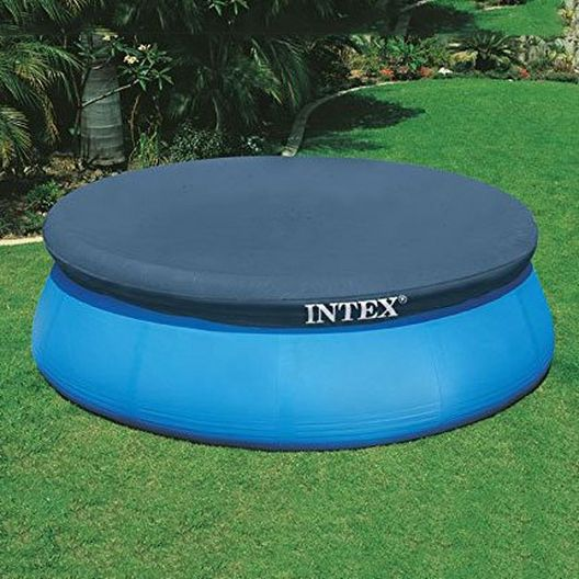 Intex  Easy Set 10 Ft Round Pool Cover