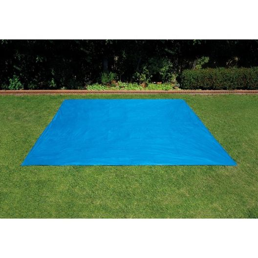 Intex  Ground Cloth for Soft Sided Pools Up to 15ft Round