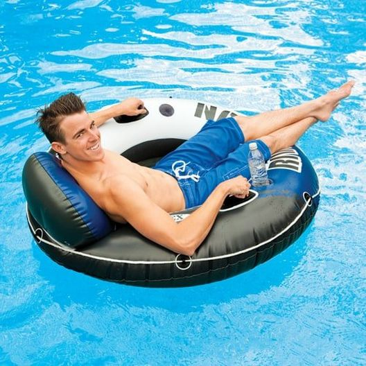 Inflatable Tube Float