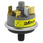 TDI Pressure Switch, SPST, 1/8in ABS, 1-5 PSI Adjustable, 3903