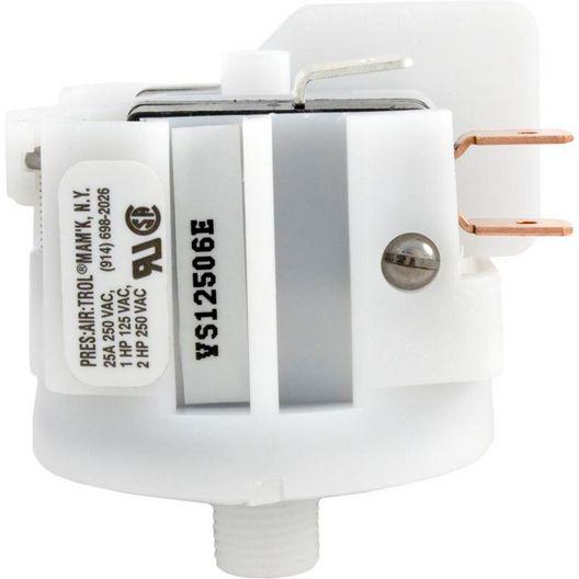Presair  Vacuum Switch SPDT 1/8in 25A Adjustable 6-16in WC