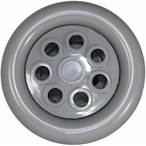 CMP - Jet Internal, 5 inch Twin Spin, Gray - 402289