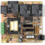 Jacuzzi® Spas Board R742 Jacuzzi® Advantage System For Analog Panel