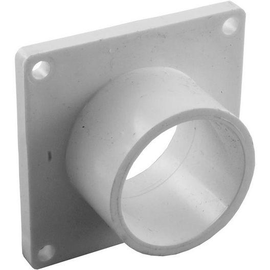 Magic Plastics  Spigot Flange 1-1/2 inch Slide Valve