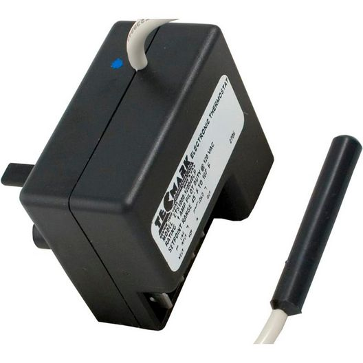 Solid State Thermostat, 120V, .5A, 24in Cable