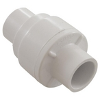 Inline Check Valve, 1/2in Slip Socket, PVC, 0810-05