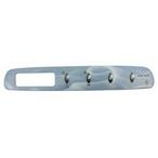 D-1 Long, Topside Control Panel, 51489, 4-Button