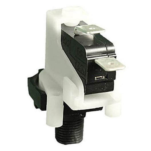 Tinytrol Mini Pressure Switch, SPST, 1/8in Hose, 2 PSI