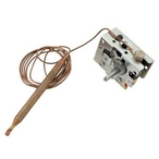 Spa Mechanical Thermostat, 48in x 5/16in Capillary Bulb, SPDT