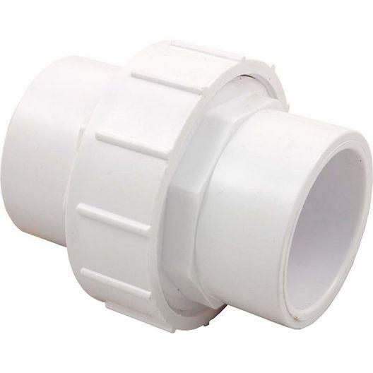 C  S Plastics  Union Complete,(2 inch Sp)1 1/2 inch S x (2 inch Sp)1 1/2 inch S