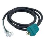 Mini J&J Green, Hot Accessory Power Cord, 18/3, 48 in.