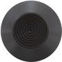 Air Button, Raised Cone, Brown, MPT3190