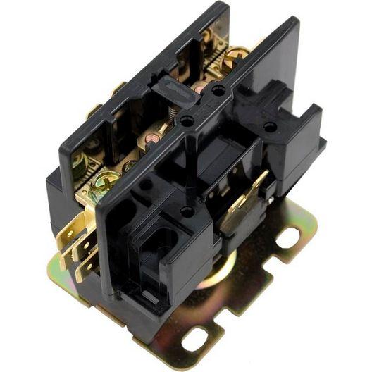 Contactor,12Ov coil, 25A, Single Pole
