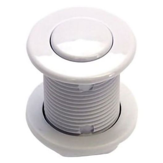 Balboa - Air Switch Button, White, 3070 - 402560