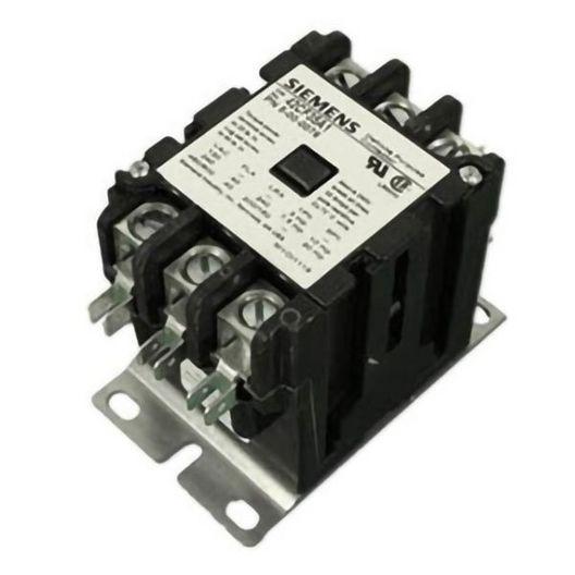 Spa Contactor, 120V Coil, 40A, Triple Pole