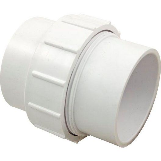 C  S Plastics  Union Complete 2 inch S x 2 inch S