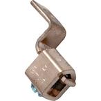 Cast Copper Single Terminal Bonding Lug w/ Set Screw, 1-Pk