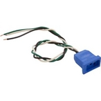 Mini J&J Blue Receptacle, Female Plug for Circ Pump