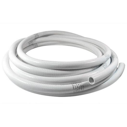 White Flex Pipe 2 inch (ID) 2-3/8 inch (OD) by the foot