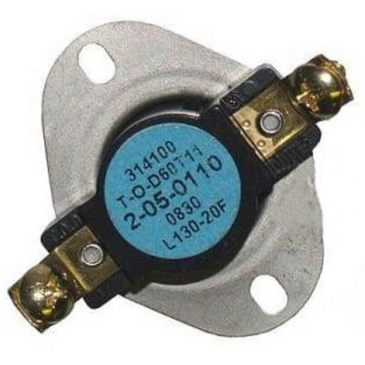 Spa Compatible Heater Hi Limit Thermal Fuse, 6000-093