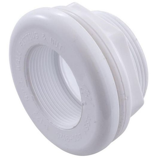 Waterway  Wall Fitting Filter Mounting Assembly 1 1/2 inch NBT x 1-1/2 inch Socket