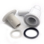 Ozone Air Injector, 3/8in Air, 5/8 Hole, White