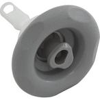 Balboa - Jet insert, Pentair Cyclone Micro, Barrell Assembly, 3-1/4 inch Diameter Large Face, Directional, Non-Swirl, Emerald Cut, Gray - 402710