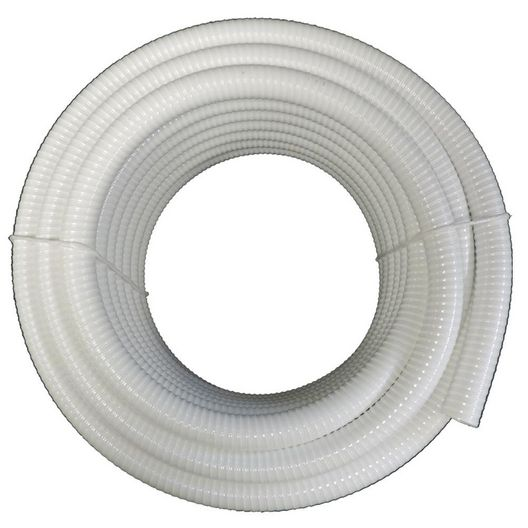 50ft, Roll of Flexible 2in, PVC Pipe