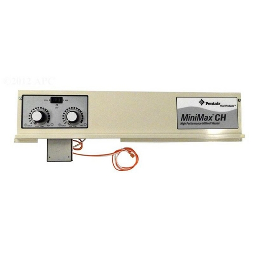 Pentair - Replacement Control Panel Millivolt 300