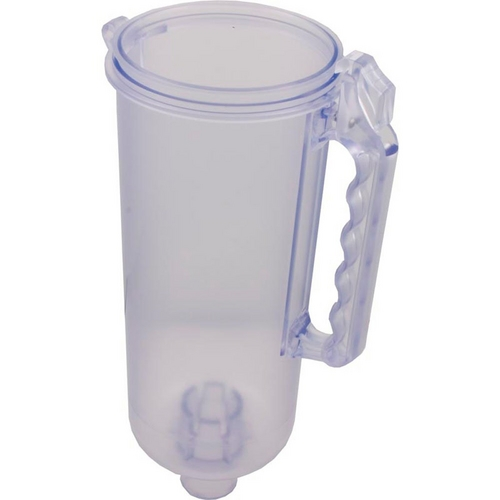 """Pentair - 2"""" Canister & Handle Only"""