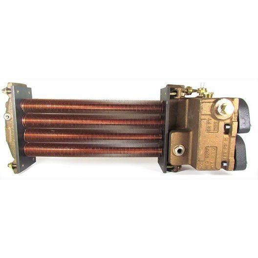 Raypak  Heat Exchanger Assy Bronze