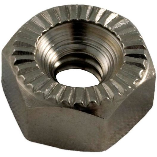 Nut - Housing- Hex Head