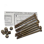 Rocky's - AT-2 Tube Parts Kit, inc. 8 bolts/nuts - 403596
