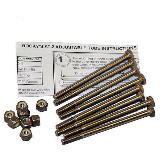AT-2 Tube Parts Kit, inc. 8 bolts/nuts