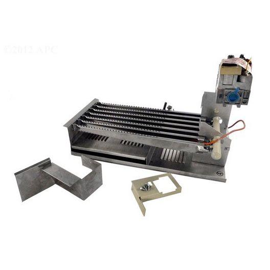 Zodiac  Burner Tray Assembly Esp Prop(175)