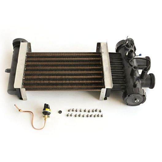 Cupro-Nickel Heat Exchanger Assembly for Legacy 325