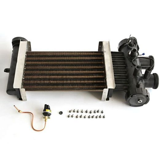 Jandy - Heat Exchange Assembly Complete - 403874
