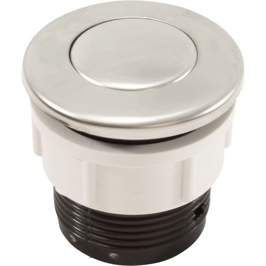 Waterway  Air Button Super Deluxe Stainless Steel 650-3100