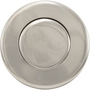 Air Button, Super Deluxe, Stainless Steel, 650-3100