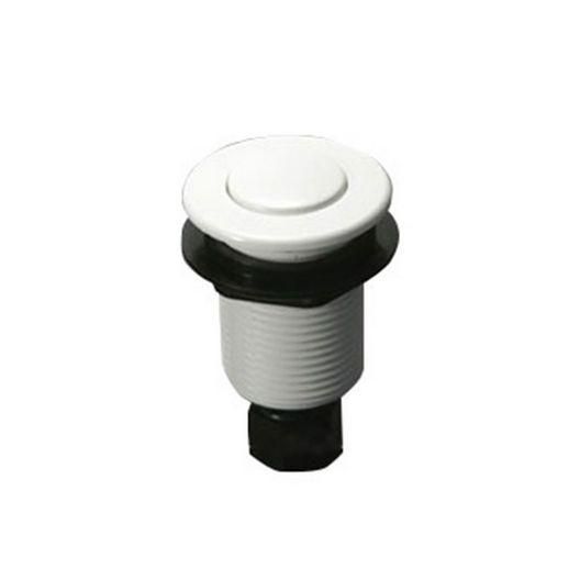 Universal Spa & Bath Air Button, White